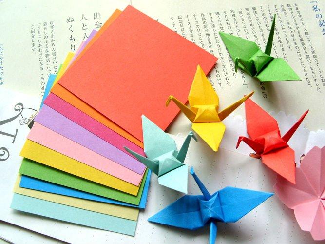 plegado de papel origami