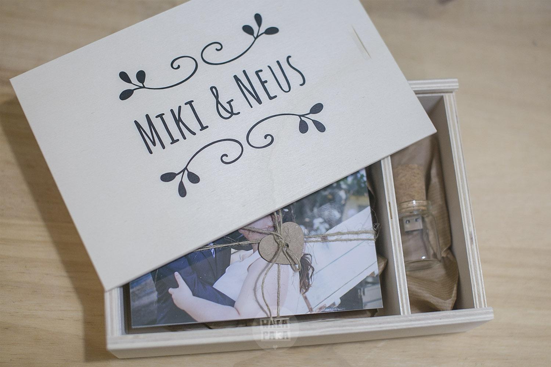 caixeta boda