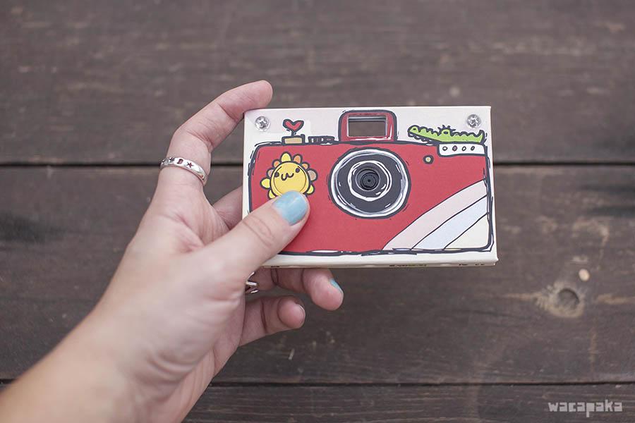 Papershoot, una cámara para niños y no tan niños
