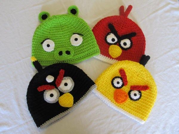 Los mejores productos de marketing de Angry Birds | wacapaka
