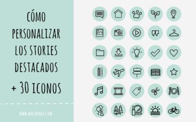 Cómo personalizar los stories destacados de Instagram