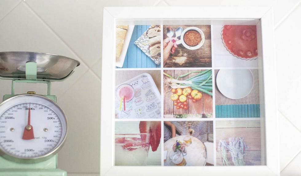Instagram en la cocina