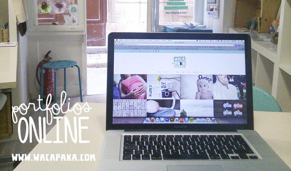 Sitios online donde mostrar tu portfolio